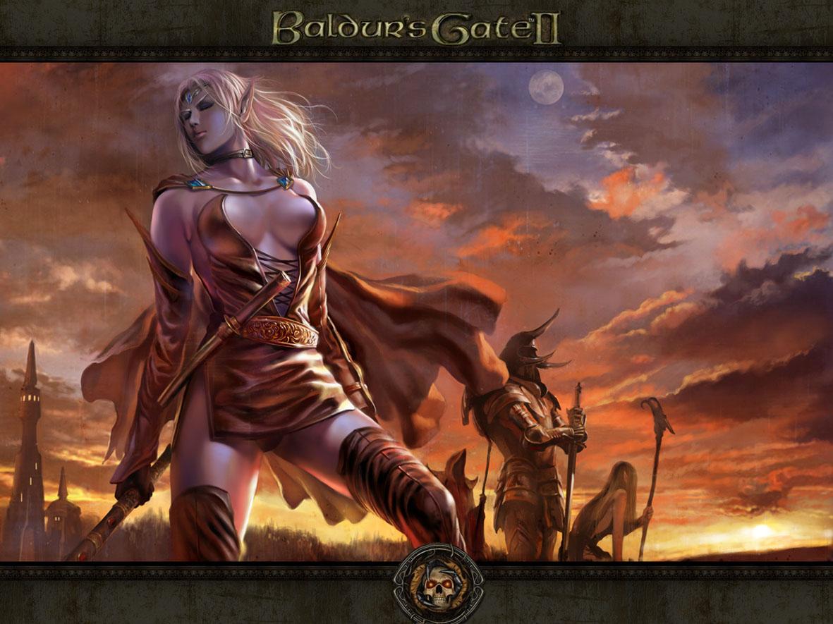 Baldurs gate 2 warcraft girl nude porno movie